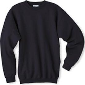 Logo Dark Hanes Ultimate Cotton Sweatshirt