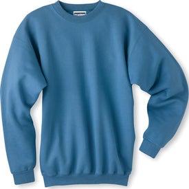 Dark Hanes Ultimate Cotton Sweatshirt Imprinted with Your Logo