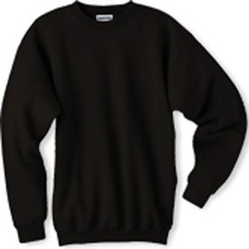 Dark Hanes Ultimate Cotton Sweatshirt (Men's)