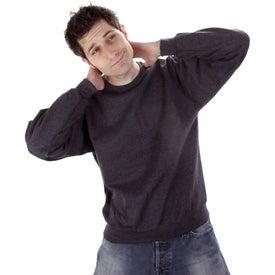 Personalized Jerzee NuBlend Crewneck Sweatshirt