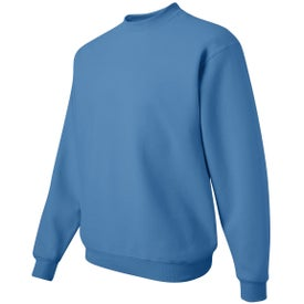 Jerzee NuBlend Crewneck Sweatshirt for Customization