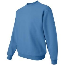 Jerzee NuBlend Crewneck Sweatshirt for Customization