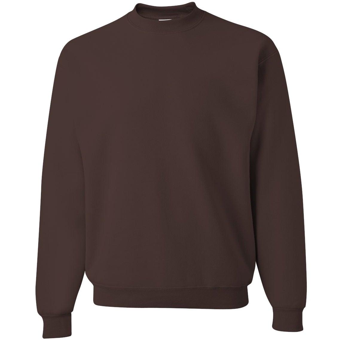 Jerzee NuBlend Crewneck Sweatshirt (Colors)