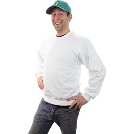 Jerzee NuBlend Crewneck Sweatshirt for Your Organization