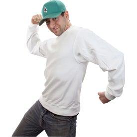 Jerzee NuBlend Crewneck Sweatshirt for your School