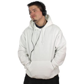 Promotional Jerzee NuBlend Hooded Sweatshirt