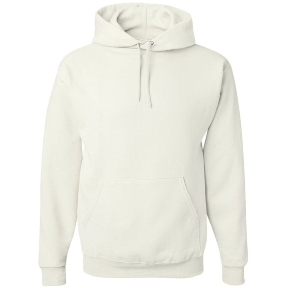 Jerzee NuBlend Hooded Sweatshirt