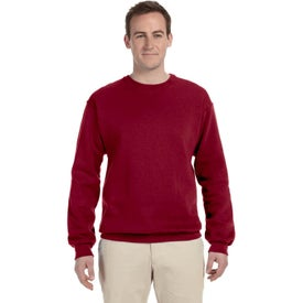 Jerzees Adult NuBlend Fleece Crew Sweatshirt (Men's)
