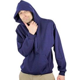 Jerzee NuBlend Hooded Sweatshirt Giveaways