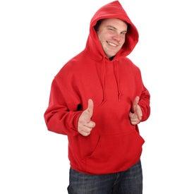 Company Jerzee NuBlend Hooded Sweatshirt