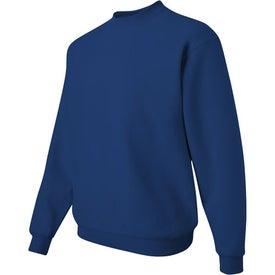Company JERZEES SUPER SWEATS Crewneck Sweatshirt