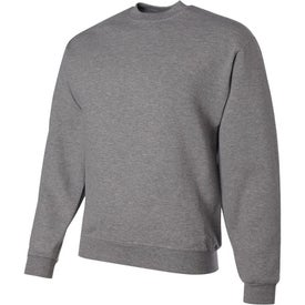 JERZEES SUPER SWEATS Crewneck Sweatshirt for Customization