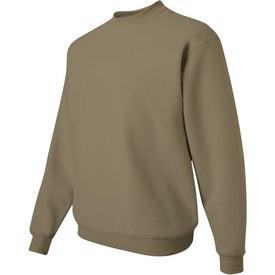 JERZEES SUPER SWEATS Crewneck Sweatshirt for your School