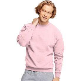 Personalized Light Hanes PrintProXP Comfortblend Sweatshirt