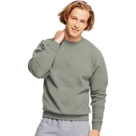 Light Hanes PrintProXP Comfortblend Sweatshirt with Your Slogan