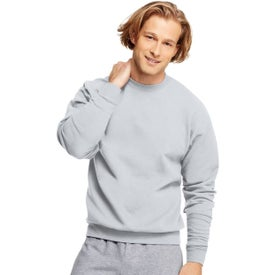 Printed Light Hanes PrintProXP Comfortblend Sweatshirt