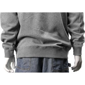 Imprinted Garris Fleece Crew by TRIMARK