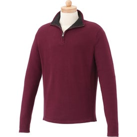 Moreton Quarter Zip Sweater by TRIMARK (Men's)
