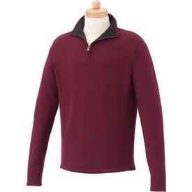 Moreton Quarter Zip Sweater by TRIMARK (Men's)