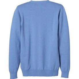 Monogrammed Narenta Cardigan Sweater by TRIMARK