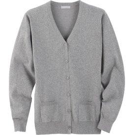 Custom Narenta Cardigan Sweater by TRIMARK