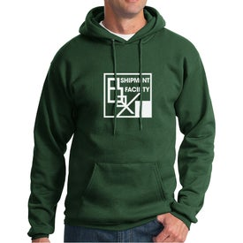 Port & Company Tall Essential Fleece Pullover Hooded Sweatshirt (Men's, Colors)