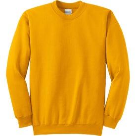 Monogrammed Port and Company Crewneck Sweatshirt