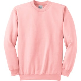 Port and Company Crewneck Sweatshirt for Promotion