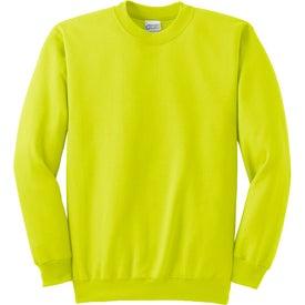 Branded Port and Company Crewneck Sweatshirt