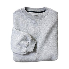 Port Authority Sueded Finish Crewneck Sweatshirt Giveaways