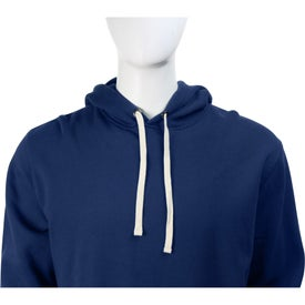 Monogrammed Rhodes Fleece Kanga Hoody by TRIMARK