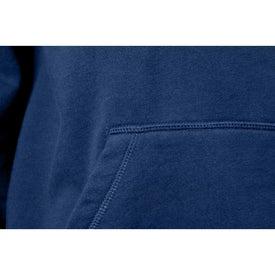 Customized Rhodes Fleece Kanga Hoody by TRIMARK