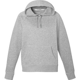 Imprinted Ryton Fleece Kanga Hoody by TRIMARK