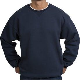 Sport-Tek Crewneck Sweatshirt with Tipped Trim Giveaways