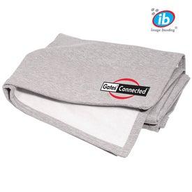 Customized Soft Sweatshirt Blanket