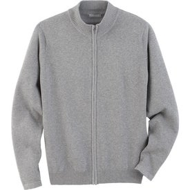 Customized Varna Full Zip Sweater by TRIMARK