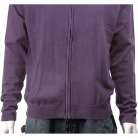 Varna Full Zip Sweater by TRIMARK for Promotion