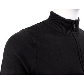 Varna Full Zip Sweater by TRIMARK for Advertising