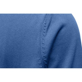 Imprinted Varna Full Zip Sweater by TRIMARK