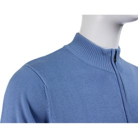 Varna Full Zip Sweater by TRIMARK for Customization