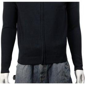 Printed Varna Full Zip Sweater by TRIMARK