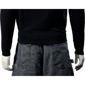 Branded Varna Full Zip Sweater by TRIMARK