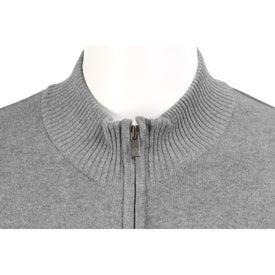 Varna Full Zip Sweater by TRIMARK for Advertising
