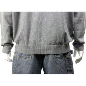 Promotional Varna Full Zip Sweater by TRIMARK
