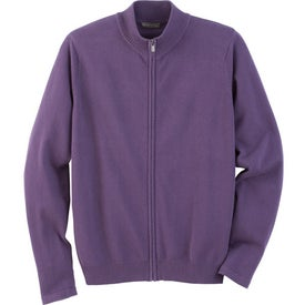 Varna Full Zip Sweater by TRIMARK with Your Slogan