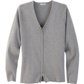 Branded Varna Full Zip Sweater by TRIMARK