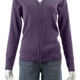 Custom Varna Full Zip Sweater by TRIMARK