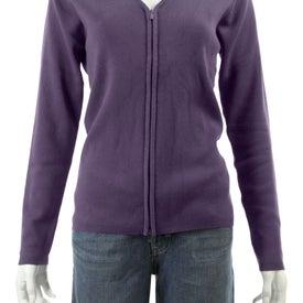 Custom Varna Full Zip Sweater by TRIMARK