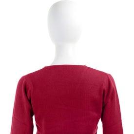 Monogrammed Varna Full Zip Sweater by TRIMARK