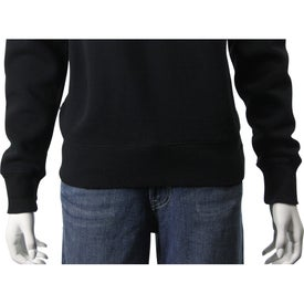 Company Garris Fleece Crew by TRIMARK
